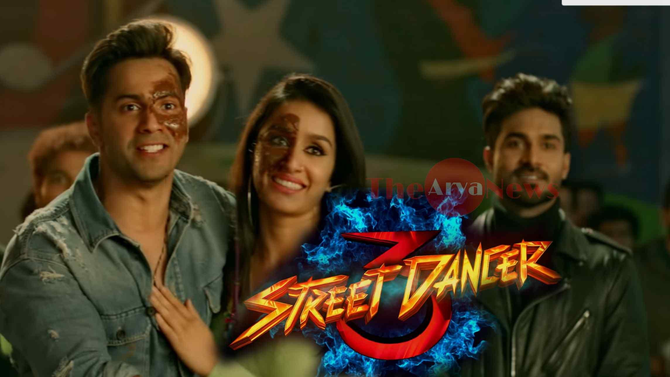 Street Dancer 3D ⇨2020 Full HD Leaked Movie [Download] on FilmyZilla