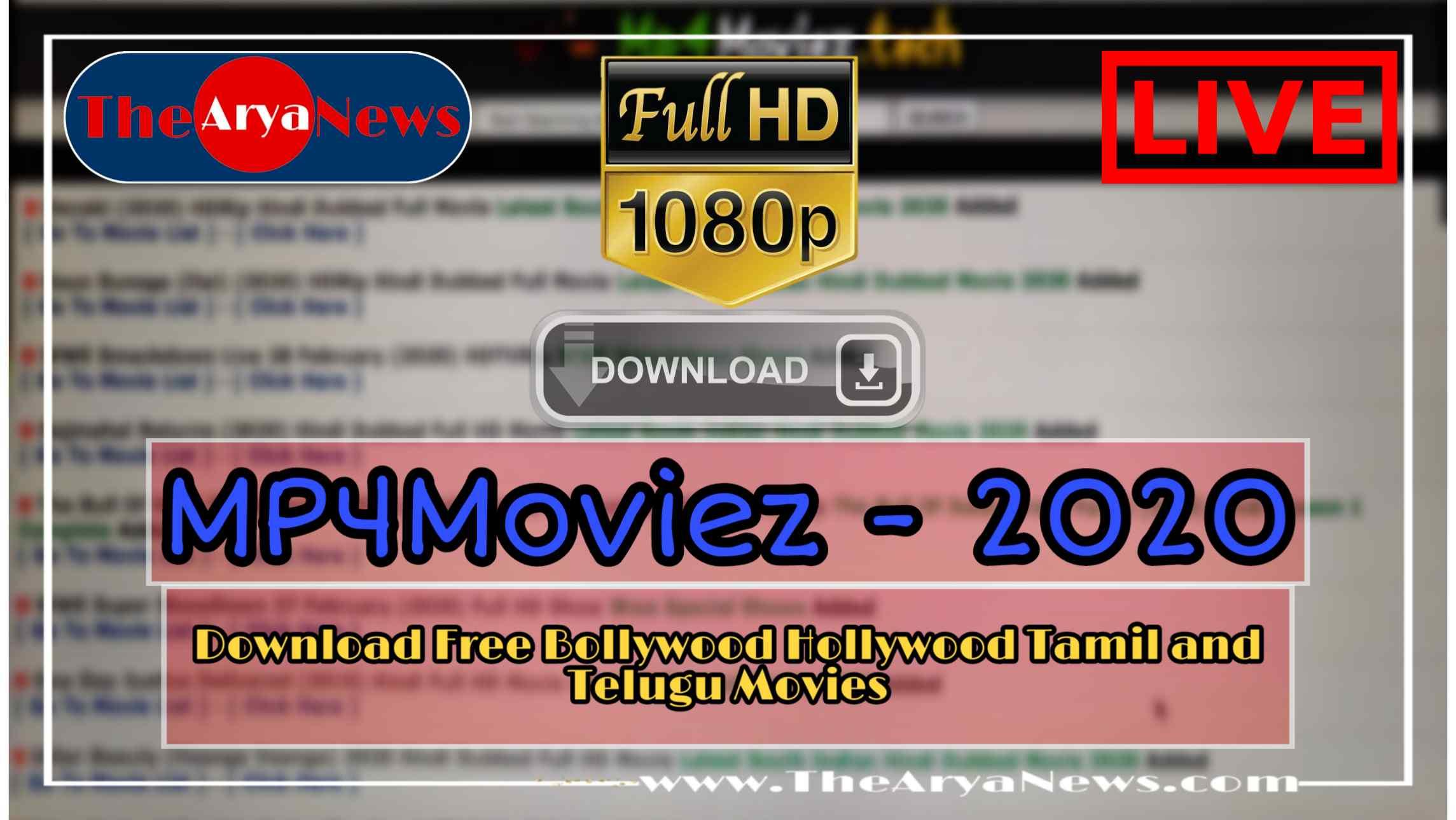 Mp4Moviez » 2020 Bollywood New Movies Download, Hollywood Hindi Dubbed