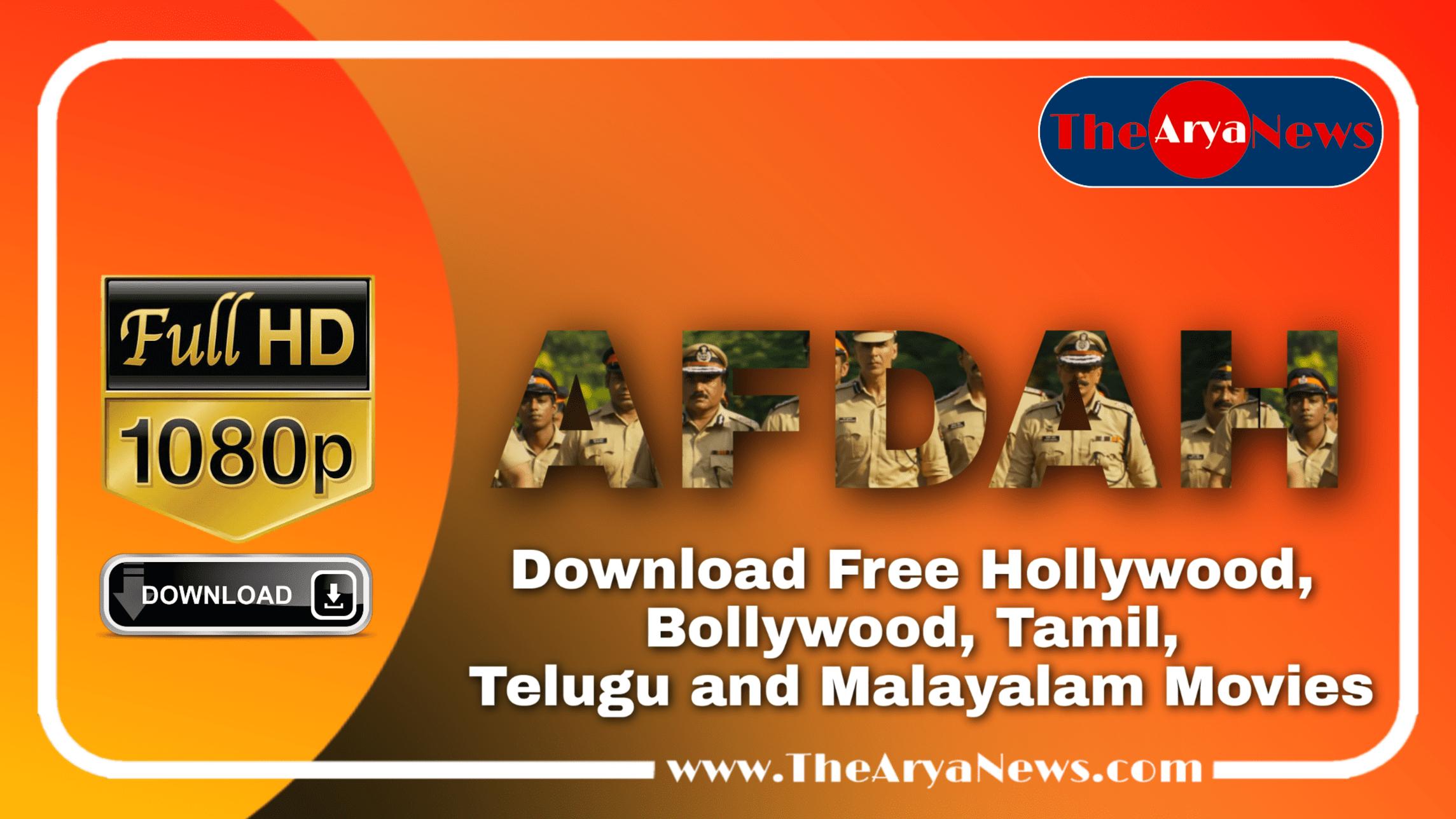 Afdah (2020) » Download & Watch Movies Online TV Shows, Web Series