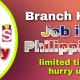 Branch Head Buaya Lapu Lapu Cebu City - Jobs in Philippines