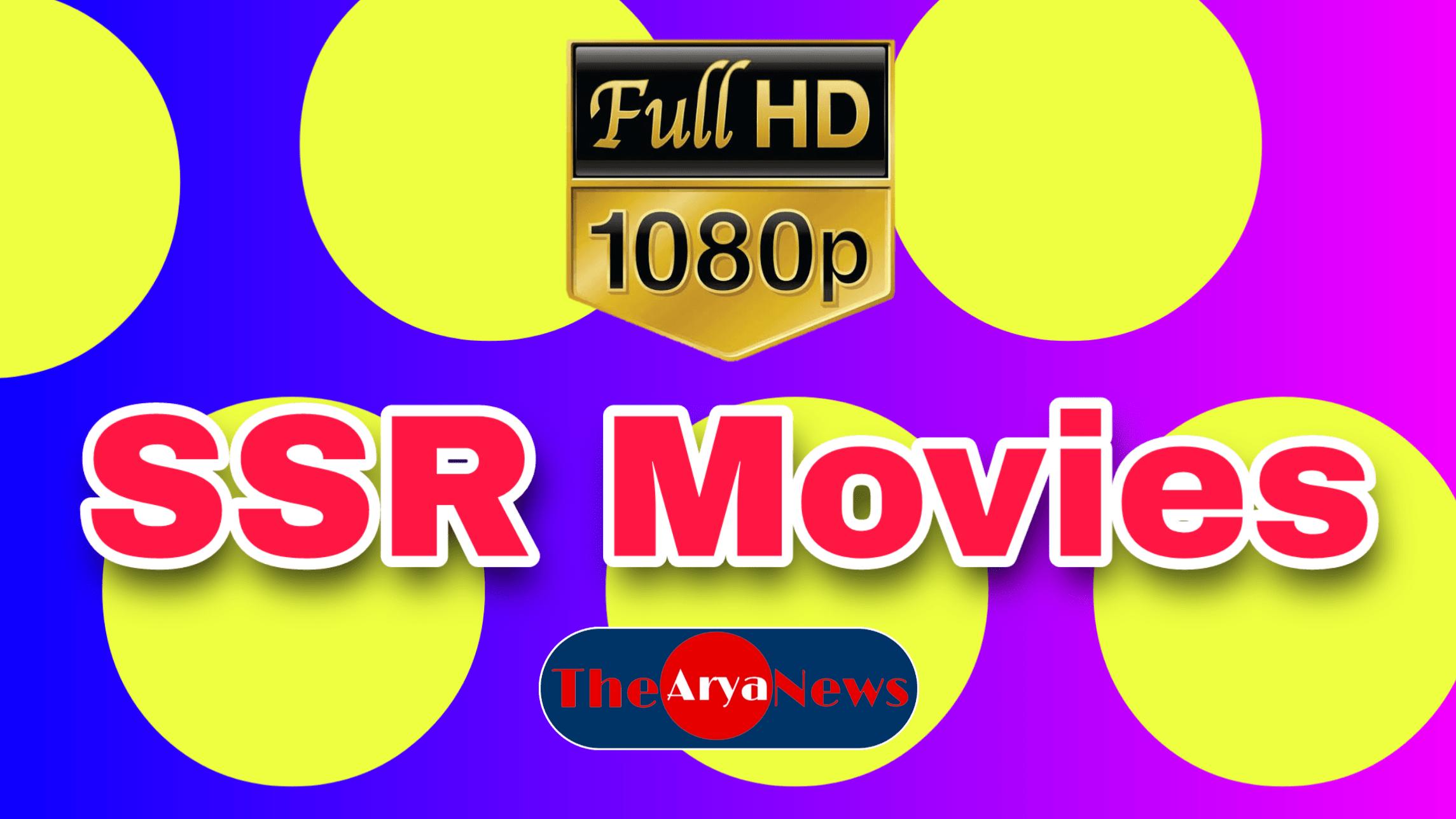 SSR Movies (2020) Download Free Hollywood, Bollywood, Panjabi