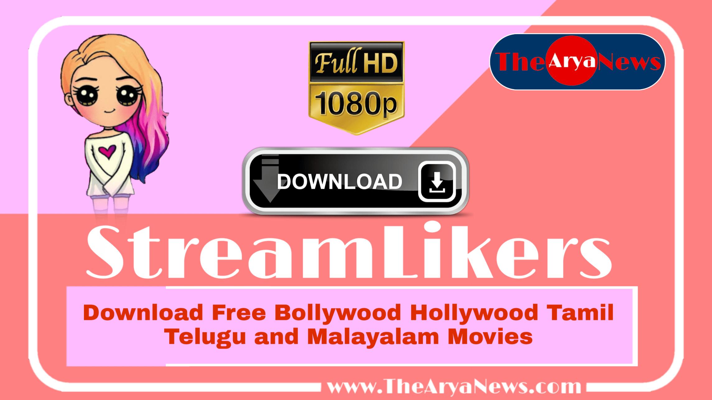 StreamLikers » (2020) Free Watch Movie Online, Download HD Movies