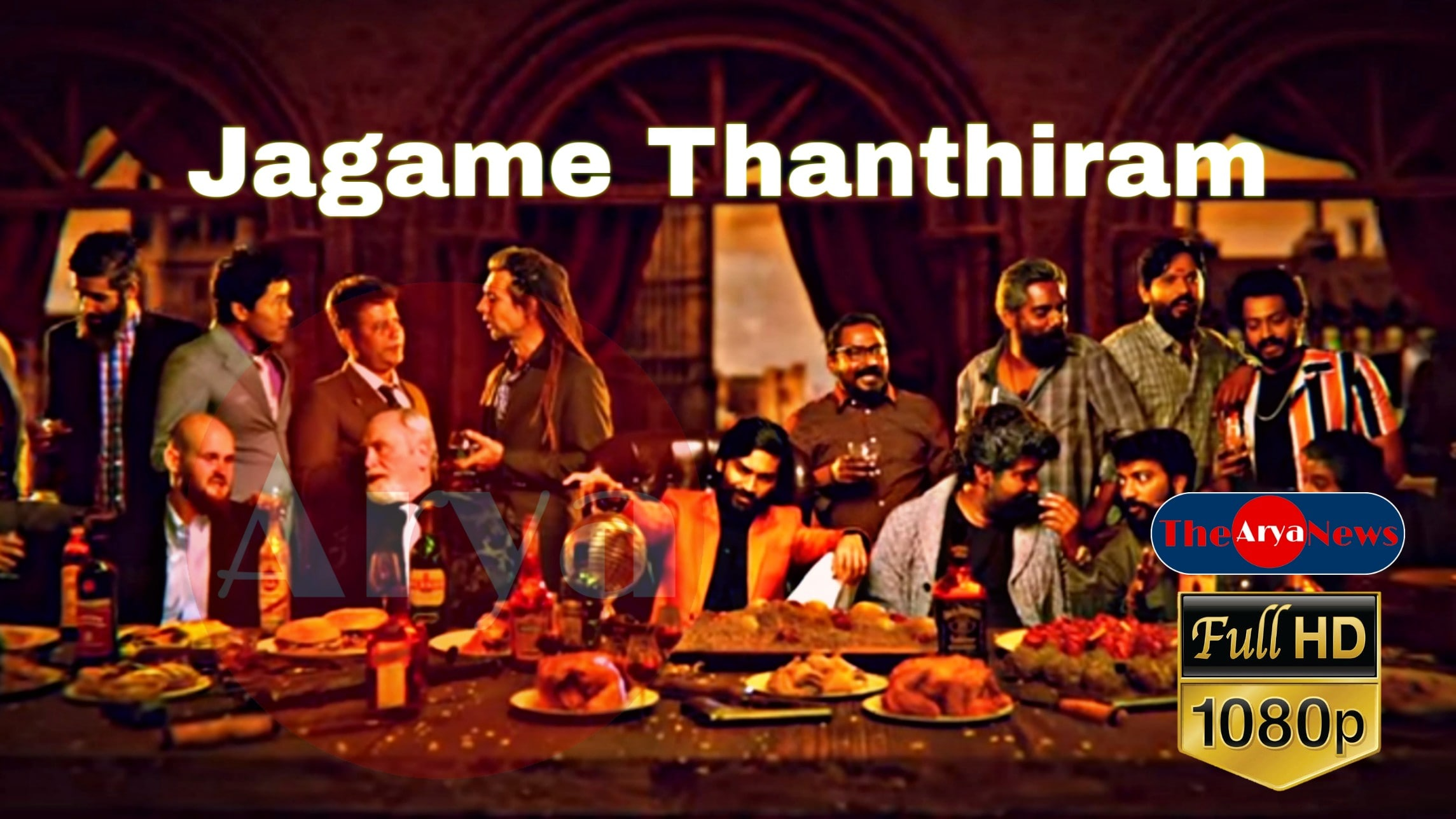 Jagame Thanthiram (2020) » Download Full Leaked Movie on TamilRockers
