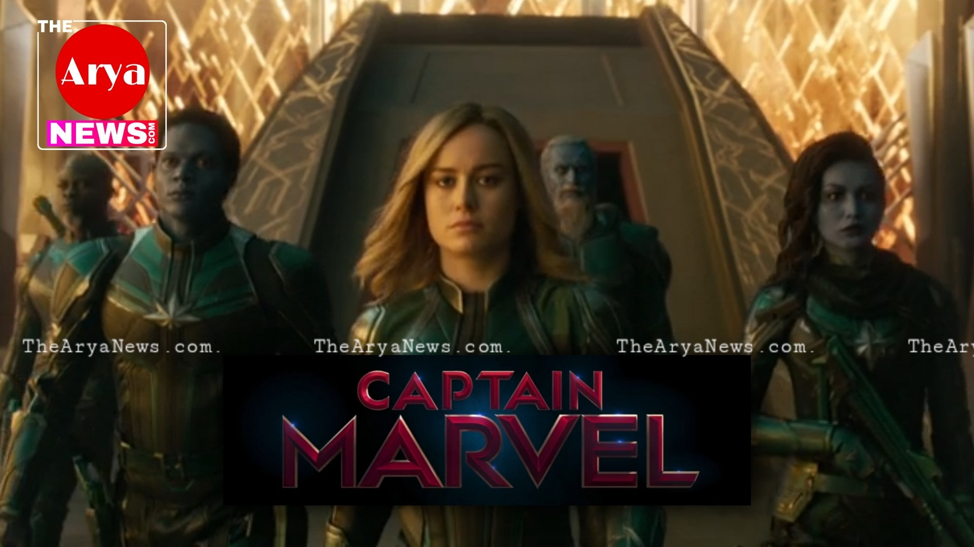 Captain Marvel » Download Full Dubbed Movie Online on FilmyGod