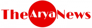 The Arya News - Logo