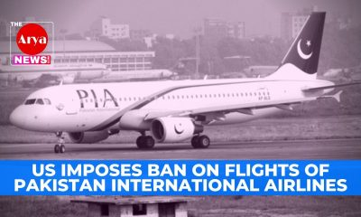 US imposes ban on flights of Pakistan International Airlines