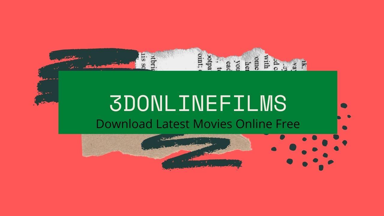 3DonlineFilms banner