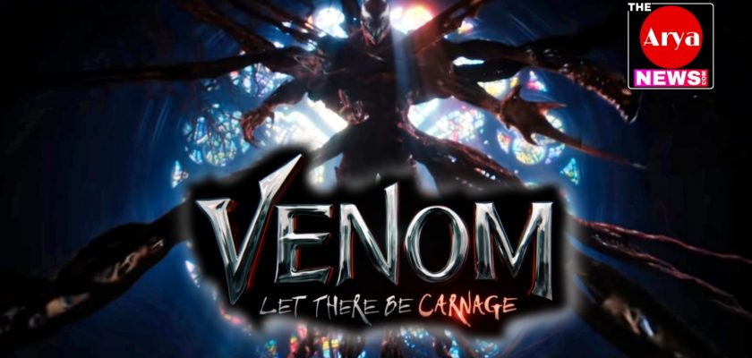Venom-Let There be Carnage Banner