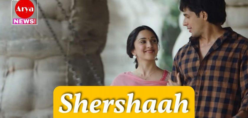 Shershaah Movie Banner